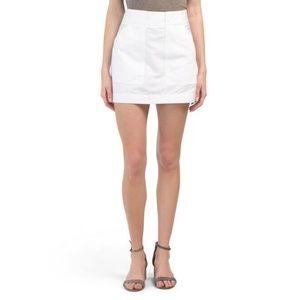Rag & Bone Wades Retro Style A-line Mini Skirt